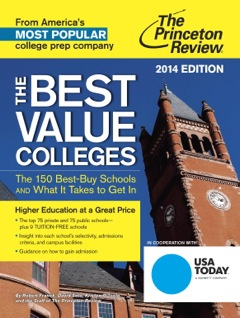 Princeton Review Best Value Colleges