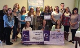 Relay For Life Awards