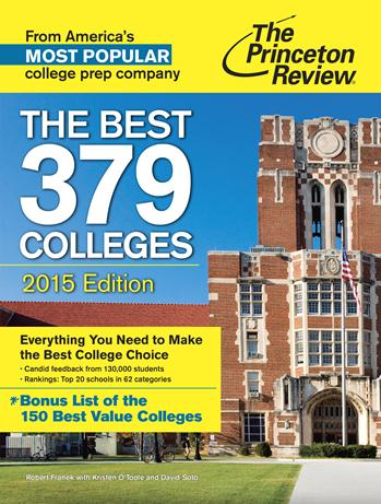 The Best 379 Colleges