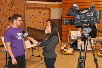 Relay for Life Interview