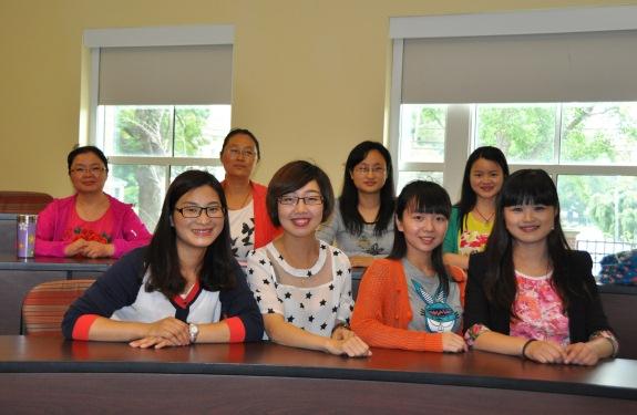 Exhange Students