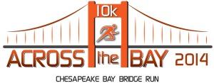Chesapeake Bay Bridge Run logo