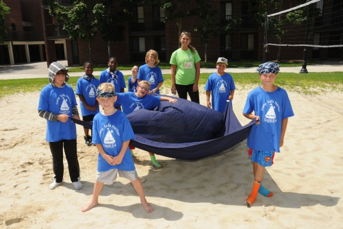 Camp Safe Harbor Children