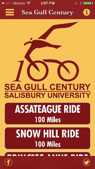Sea Gull Century Mobile App