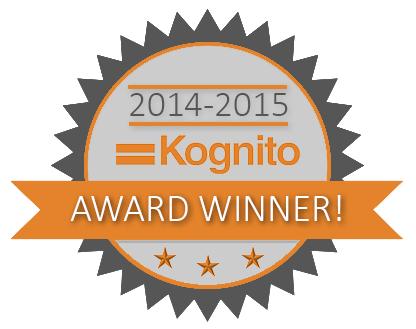 Kognito award