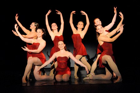 Salisbury University Dance Company