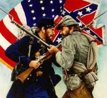 Civil War Graphic