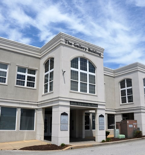 Plaza Gallery Building and Annex