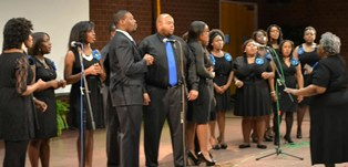 SU Gospel Choir