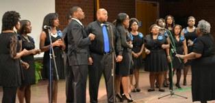 SU Gospel Choir