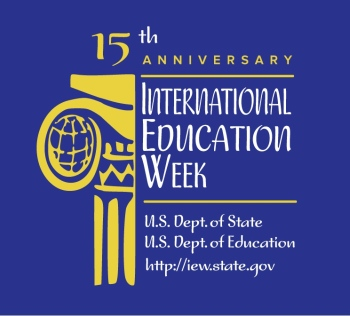 International education week logo