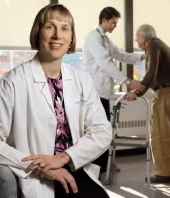 Dr. Susan Lehmann associate professor