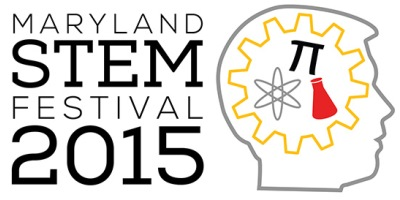 Maryland STEM festival logo