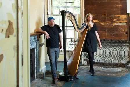 Mary Lattimore and Jeff Zeigler