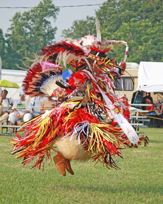 Nanticoke Indian Dance Group