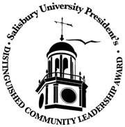 SU Predident's Distinguished Community Leadership Award