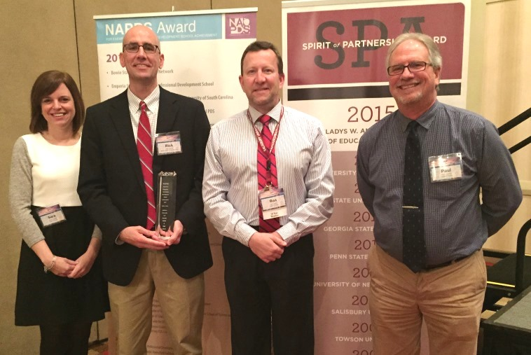 NAPDS Award