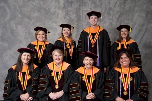First D.N.P. Graduates