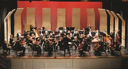 The Salisbury Symphony Orchestra