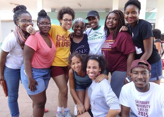 TRiO ACHEIEVE Students