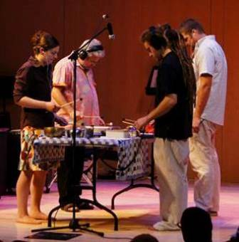Umbilicus Percussion Quartet