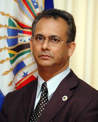 Ambassador Albert Ramdin