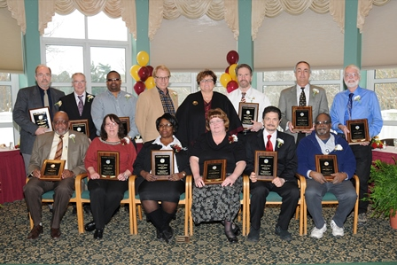 Faculty and Staff Service Awards