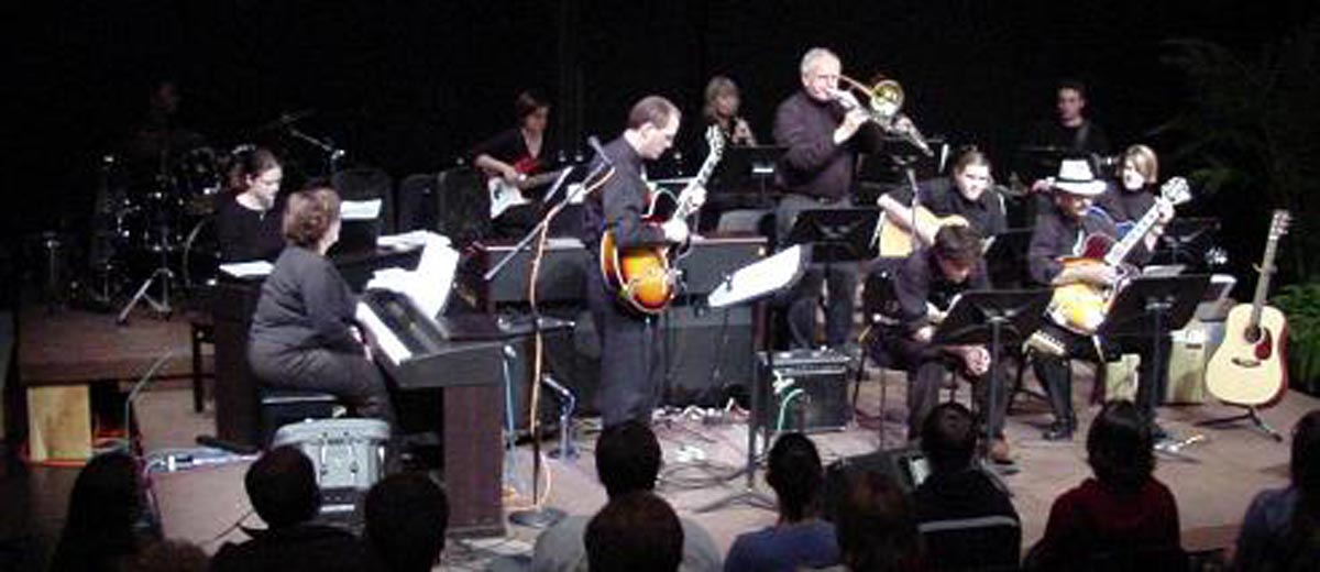 SU Jazz Ensemble