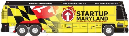 Startup Maryland Bus
