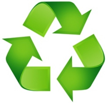Green Recycle Logo