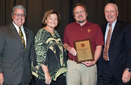 Todd Smith USM Regents' Award