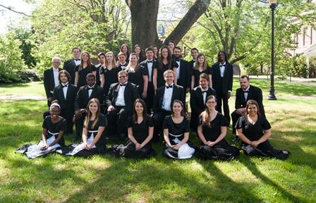 Salisbury Chorale and University Chorale