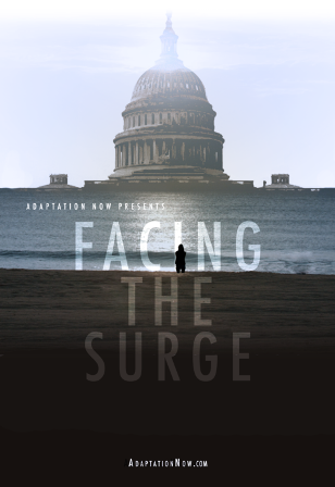 Facing the Surge Movie Poster