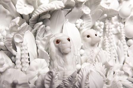 Glass Sculptures by Amber Cowan