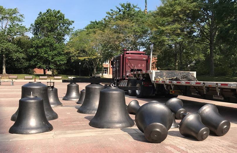 SU carillon bells