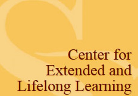 Center for Extended and Lifelong Learning logo