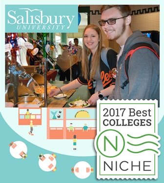 Niche 2017 Best Colleges