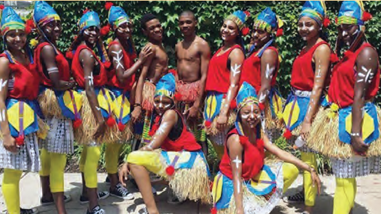 African Heritage Dancers and Drummers