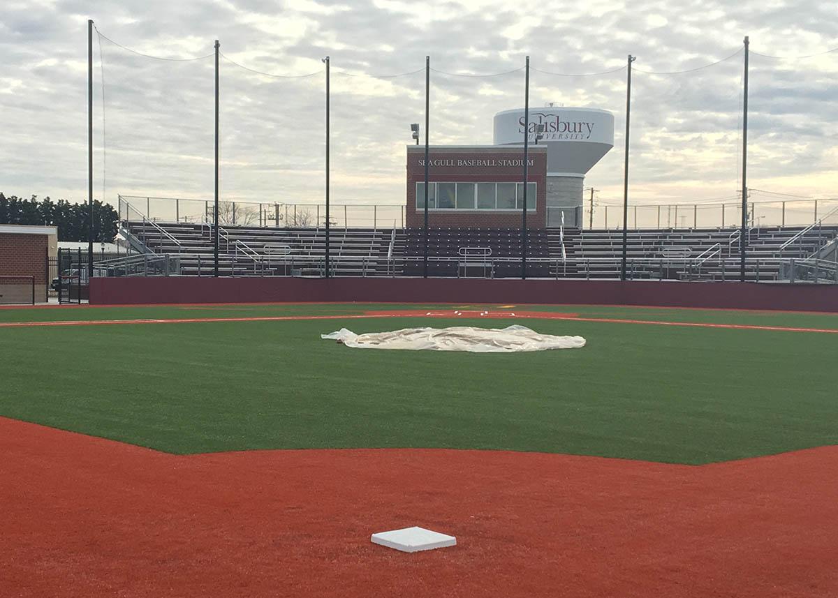 Baseball Stands