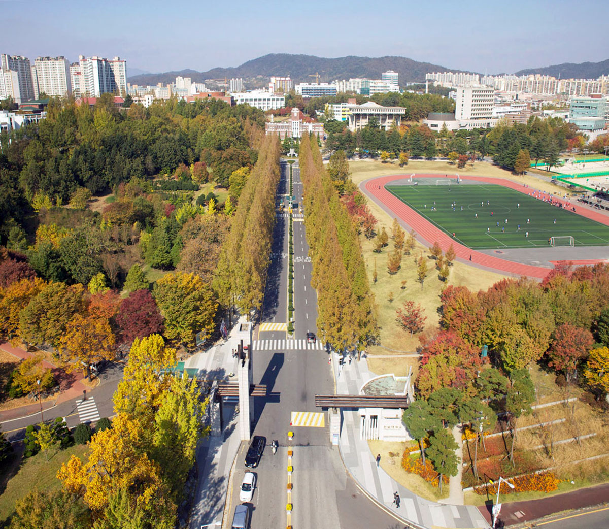 Chonnam International University