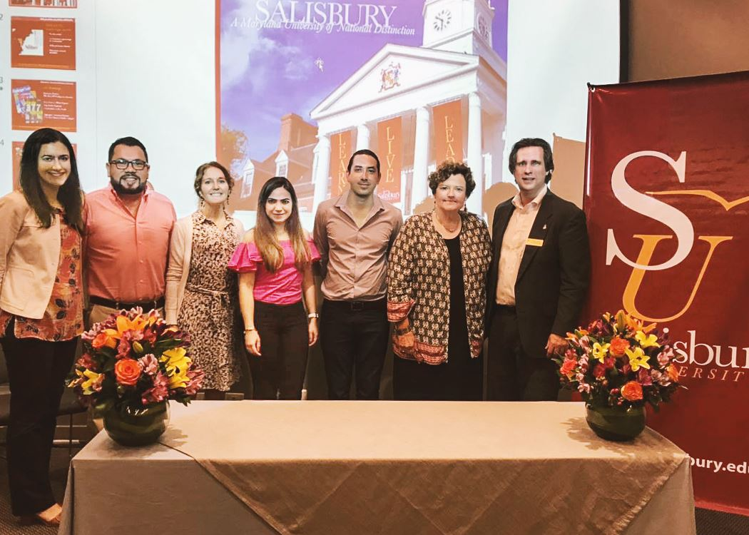 SU Delegation to Colombia