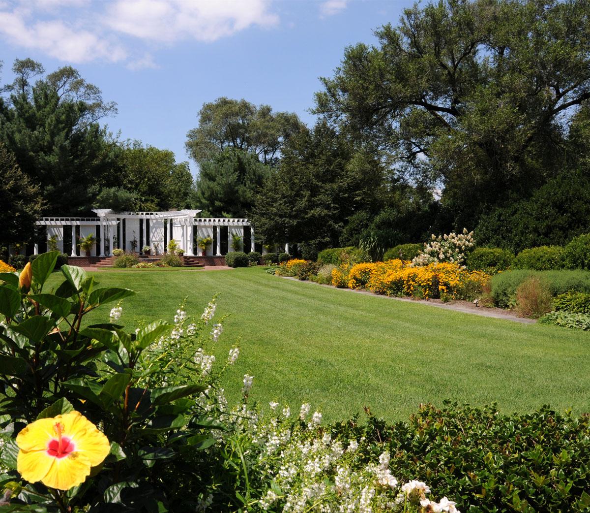 Miller Alumni Garden