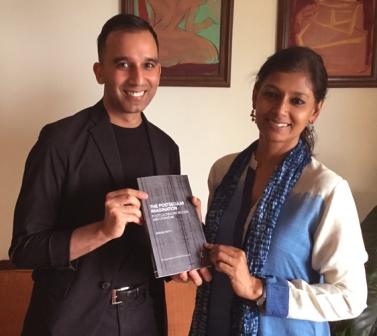 Manav Ratti and Nandita Das