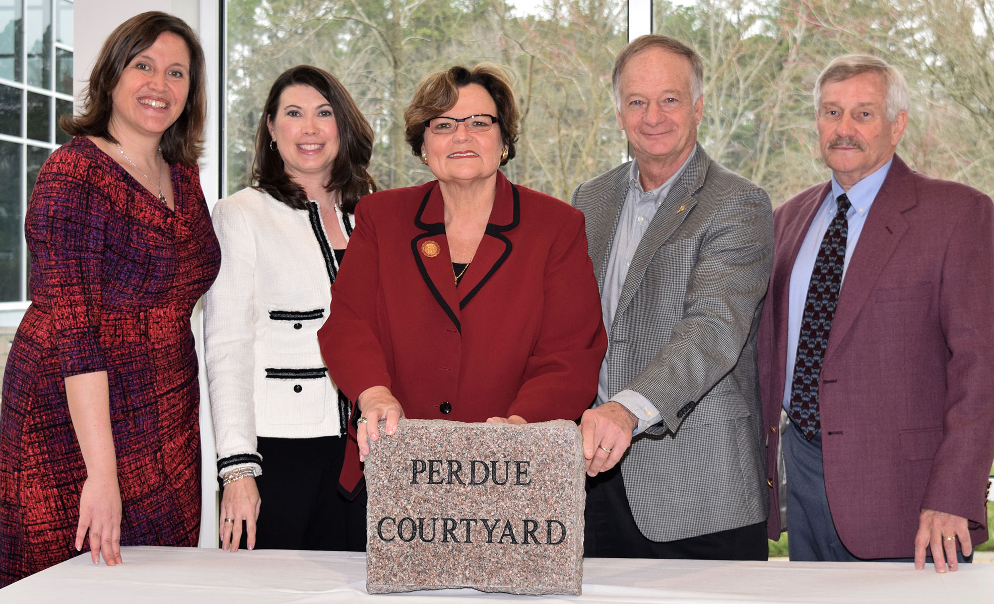 Ward Museum Perdue Gift Announcement
