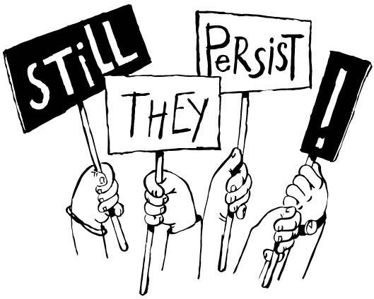 Still They Persist graphic