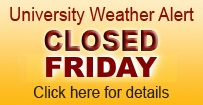 Update: Salisbury University is closed Friday, March 6, 2015