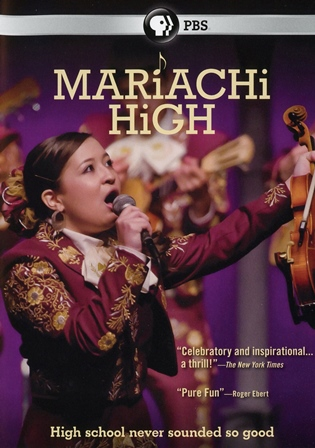 Mariachi High Movie Poster