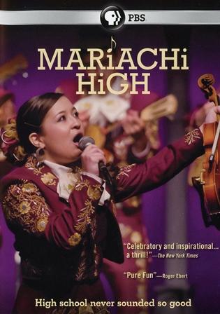 Mariachi High Movie Poster
