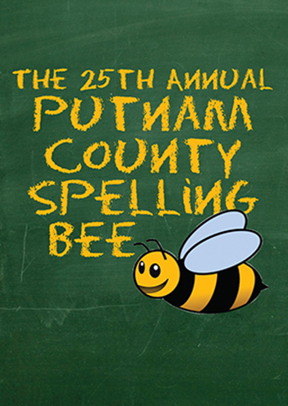 25th annual Putnam county Spelling Bee poster