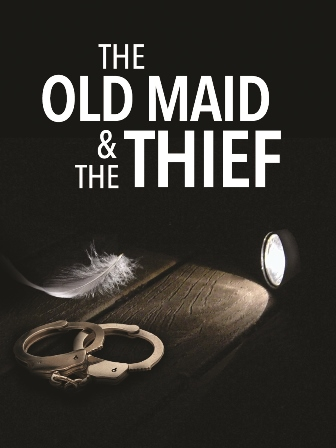 The Old Maid and the Thief Movie Poster
